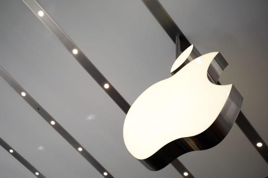 Appleavait annoncé en septembre son intention de sortir... (PHOTO YUYA SHINO, ARCHIVES REUTERS)