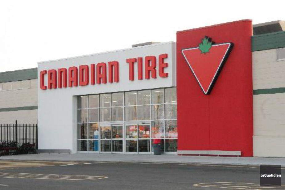 De solides ventes de pneus d'hiver, de... (PHOTO ARCHIVES LE QUOTIDIEN)