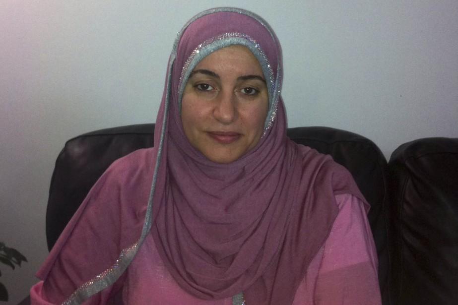 Mère de trois enfants, Rania El-Alloul, s'était présentée... (PHOTO FOURNIE PAR LA FAMILLE)