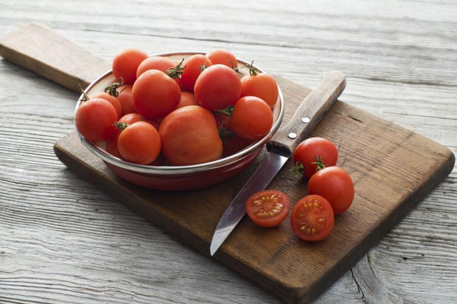 La tomate Savoura est une belle histoire qui tourne mal. Le... (Photo Thinkstock)