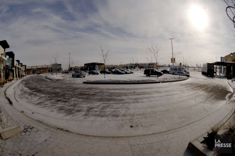 Laval aurait été facturée pour de la neige... (Photo Martin Tremblay, archives La Presse)