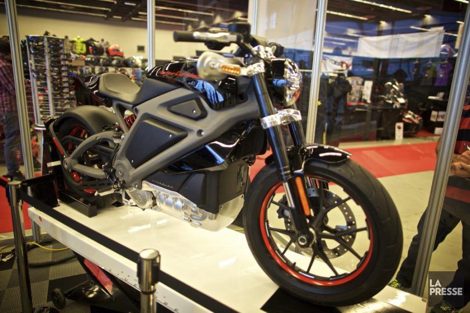 35 000 visiteurs attendus au salon de la moto de montr al - Salon de moto montreal ...