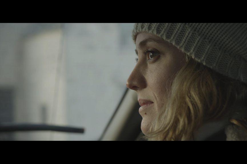 Evelyne Brochu dans le filmLes loups, de Sophie... (Photo fournie par Films Séville)