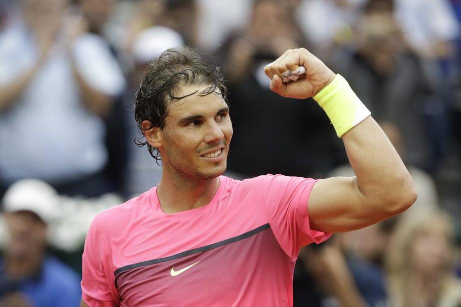 Rafael Nadal... (Photo Victor R. Caivano, AP)