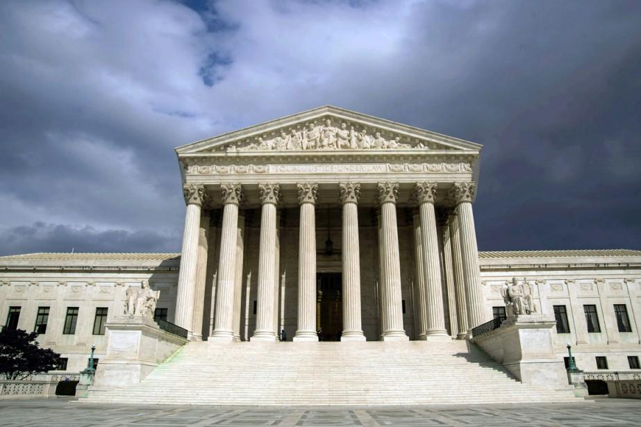 Comme en 2012, la Cour suprême a entre... (PHOTO KAREN BLEIER, ARCHIVES AFP)