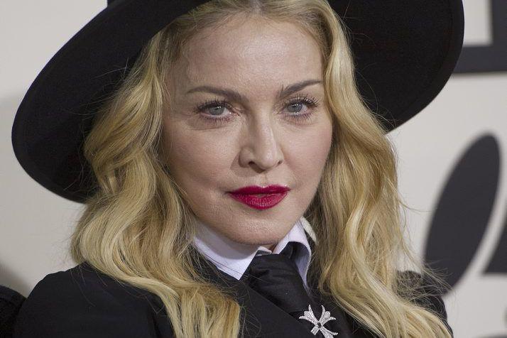 Madonna... (PHOTO ROBYN BECK, ARCHIVES AGENCE FRANCE-PRESSE)