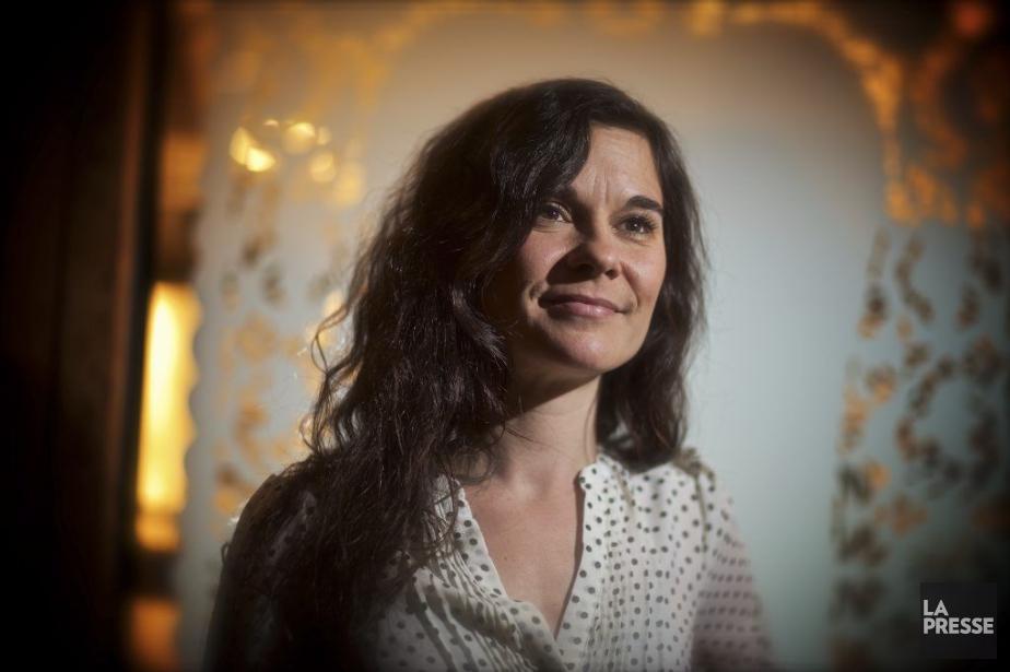 Finaliste l'an dernieraux Francouvertes,Julie Blanche lance son premier... (PHOTO ANDRÉ PICHETTE, LA PRESSE)