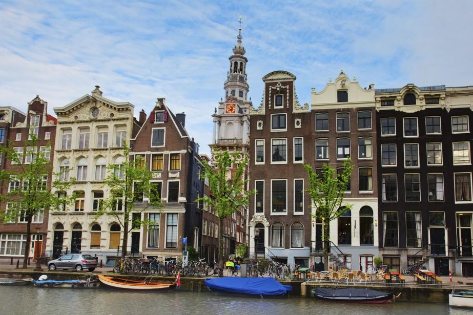 Amsterdam... (Photo Digital/Thinkstock)