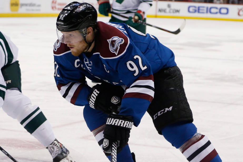 Gabriel Landeskog... (Photo David Zalubowski, AP)