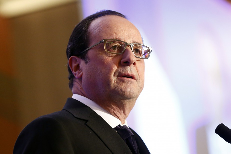 Hollande sera le premier président français à visiter... (PHOTO ETIENNE LAURENT, AFP)