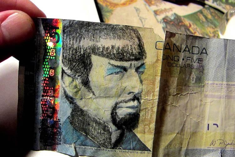 Le phénomène Spock Your Five connaît un regain... (PHOTO LA PRESSE CANADIENNE)