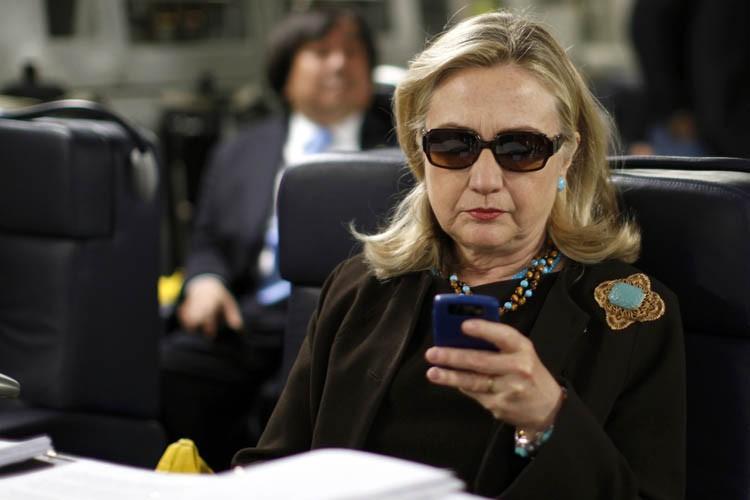 50 000 courriels d'Hillary Clinton ont été livrés... (Photo: Reuters)