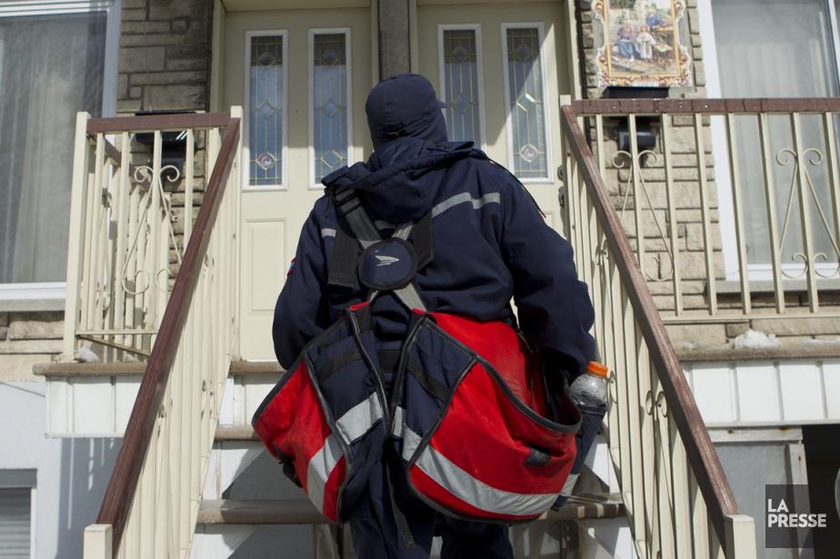Montréal-Nord, Saint-Michel et Anjou sont particulièrement ciblés. Une... (PHOTO OLIVIER JEAN, LA PRESSE)