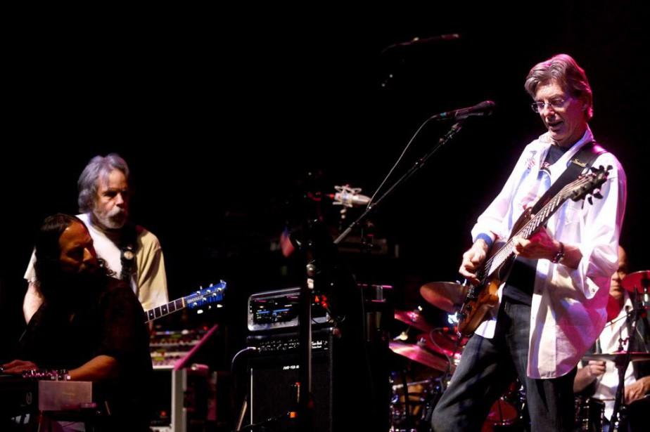Les Grateful Dead... (Photo Noah Berger, Archives AP)