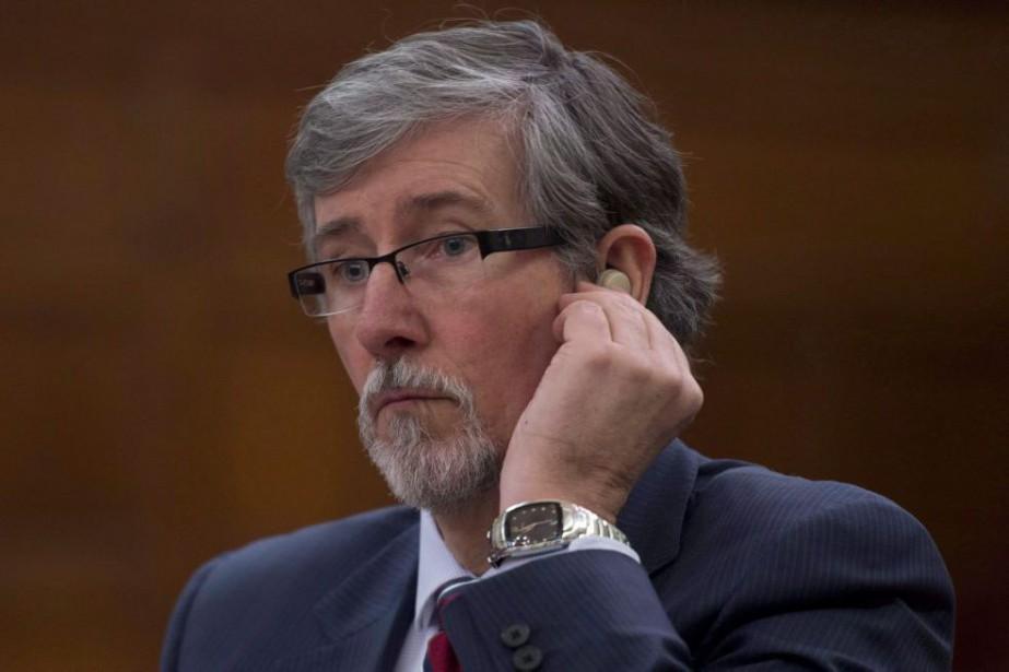 Dans son mémoire destiné au Comité de la... (PHOTO ADRIAN WYLD, ARCHIVES LA PRESSE CANADIENNE)