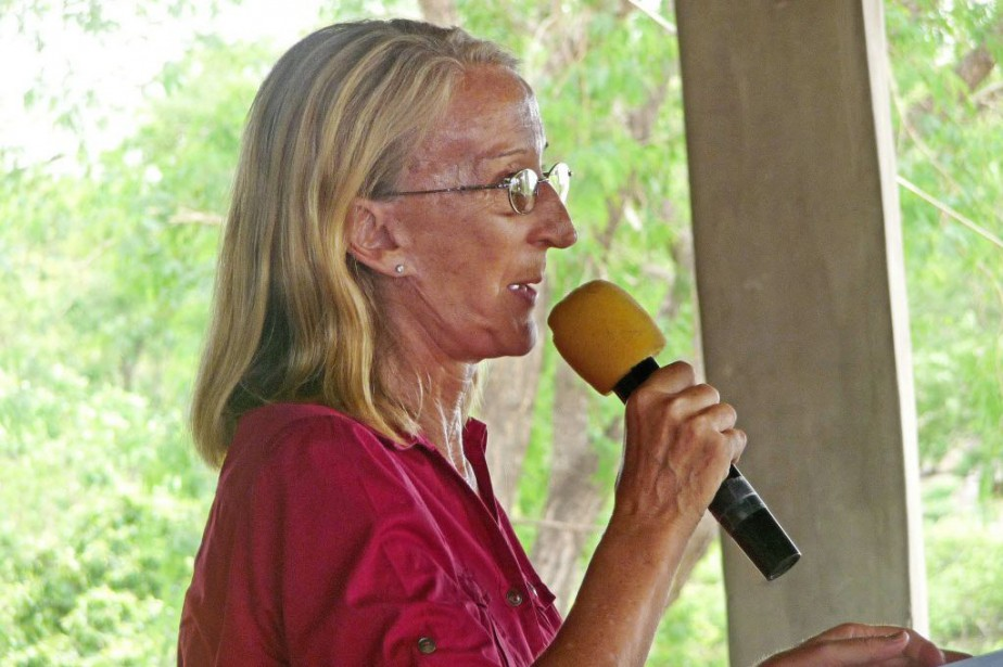 Phyllis Sortor... (Photo Mike Henry, AP)