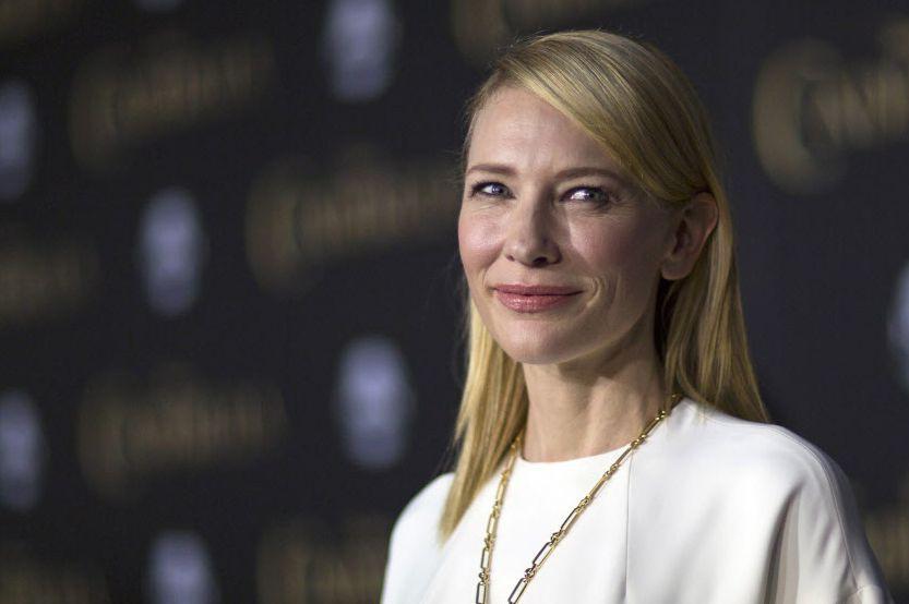 Cate Blanchett a commencé sa carrière comme actrice... (PHOTO MARIO ANZUONI, REUTERS)