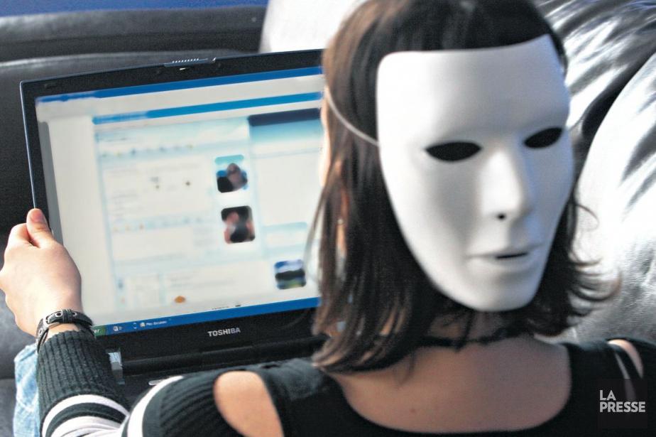 La loi provinciale sur la cyberintimidation avait été... (Photo d'archives)