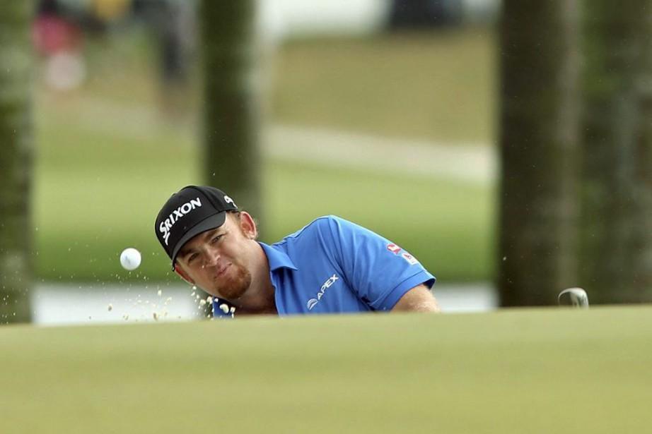 J.B. Holmes... (Photo Jason Getz, USA TODAY Sports)