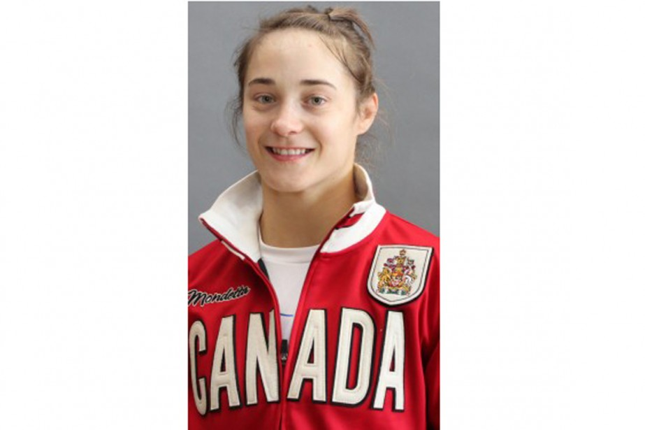 Stéfanie Tremblay... (Photo fournie par Judo Canada)
