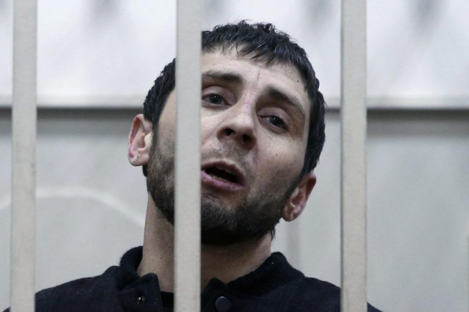 Zaour Dadaïev a été officiellement accusé «du meurtre... (PHOTO TATYANA MAKEYEVA, REUTERS)