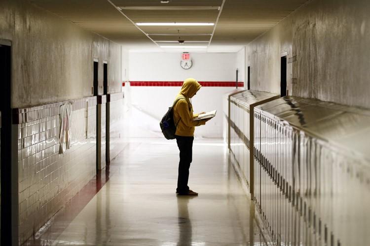Même un enfant qui ne souffre pas de... (PHOTO LUKE SHARRETT, ARCHIVES THE NEW YORK TIMES)