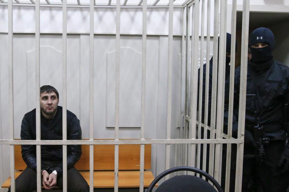 Zaour Dadaïev a reconnu avoir participé au meurtre... (PHOTO TATYANA MAKEYEVA, REUTERS)