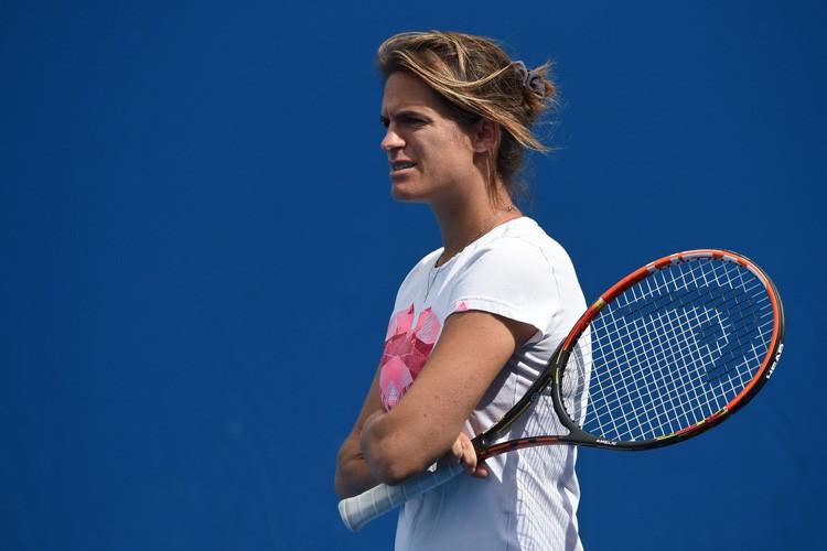 La Française, qui a pris les rênes de... (Photo: AFP)