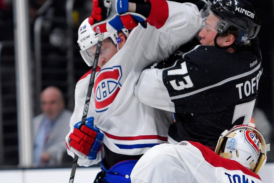 En quatre matchs avec le Canadien, Jeff Petry... (Photo Mark J. Terrill, AP)