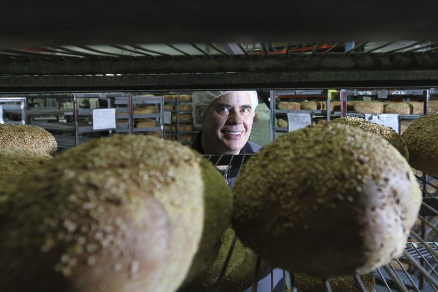 Benoit Faucher est président de la Boulangerie St-Méthode.... (PHOTO FOURNIE PAR LA BOULANGERIE ST-MÉTHODE)