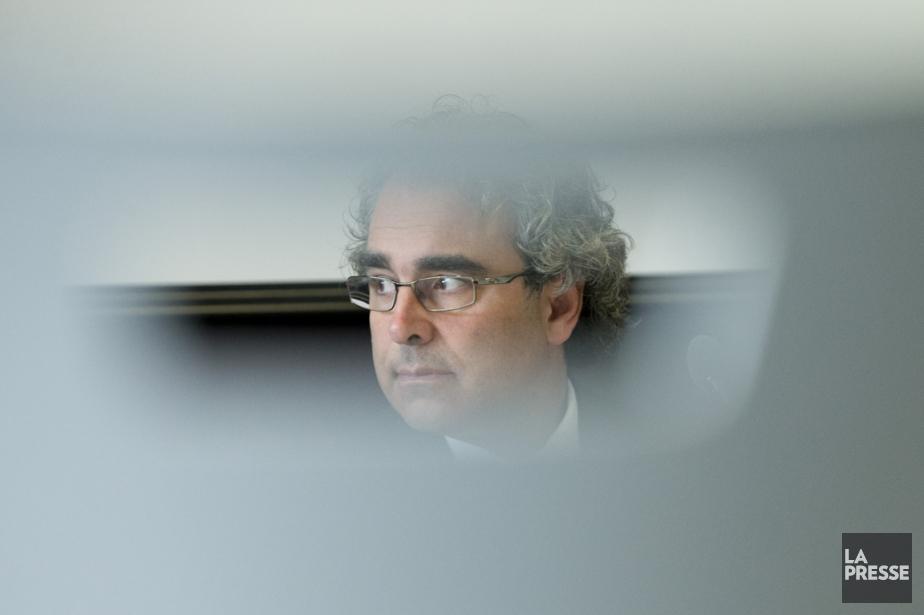 Luc Godbout... (Photo Ivanoh Demers, archives La Presse)