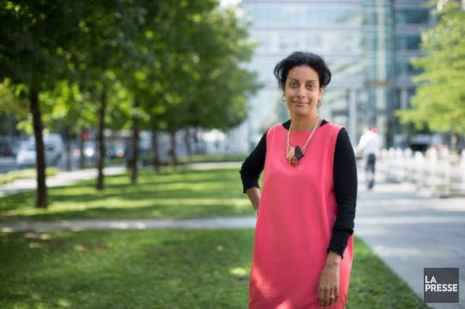 Dominique Anglade, présidente-directrice générale de Montréal International... (PHOTO EDOUARD PLANTE-FRECHETTE, LA PRESSE)
