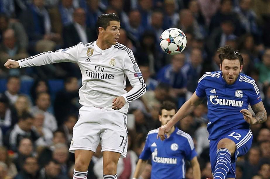Ronaldo a égalé, puis dépassé le record jusqu'alors... (Photo Reuters)