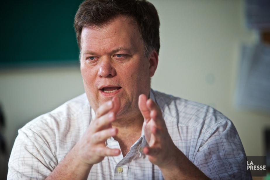 Le Dr Patrick Harris estime qu'on a voulu... (PHOTO ANDRÉ PICHETTE, LA PRESSE)