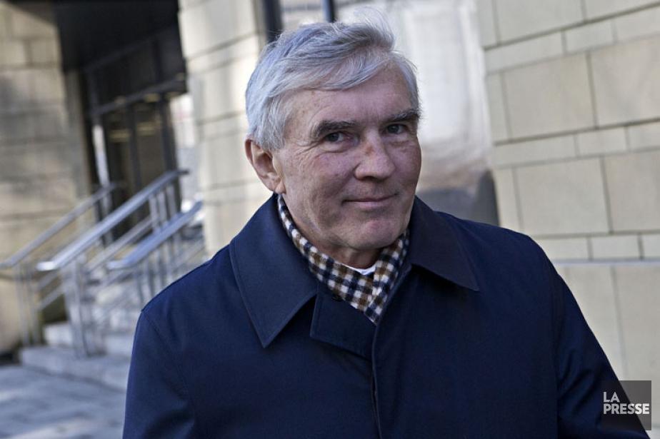 Michel Déziel... (PHOTO PATRICK SANFAÇON, LA PRESSE)