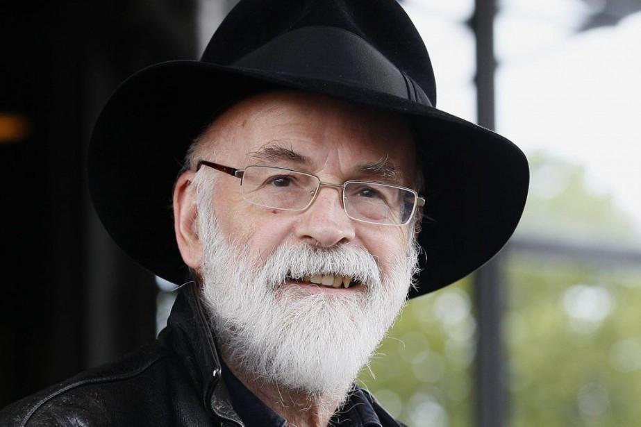 Terry Pratchett en octobre 2010.... (Photo: AP)