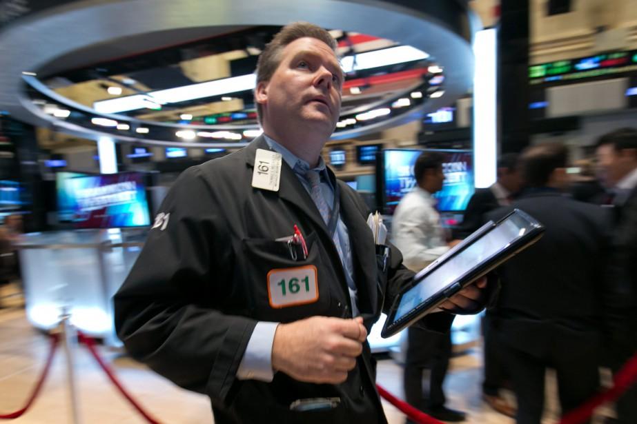 Le marché, inquiet des effets de la force... (PHOTO RICHARD DREW, AP)