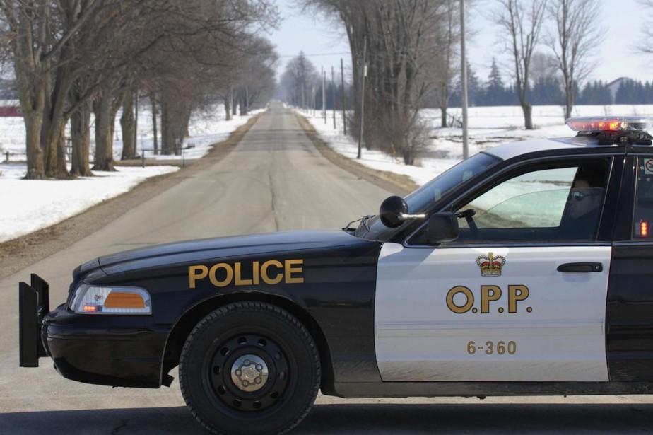La Gendarmerie royale du Canada (GRC)... (Photo Archives La Presse Canadienne)