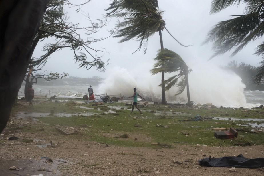 L'archipel de Vanuatu a été balayé par un... (Photo UNICEF Pacific, Humans of Vanuatu, AP)