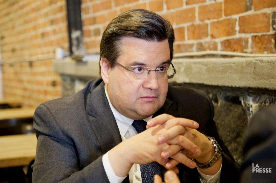 Le maire Coderre signale que Miami et Montréal... (PHOTO ALAIN ROBERGE, Archives LA PRESSE)