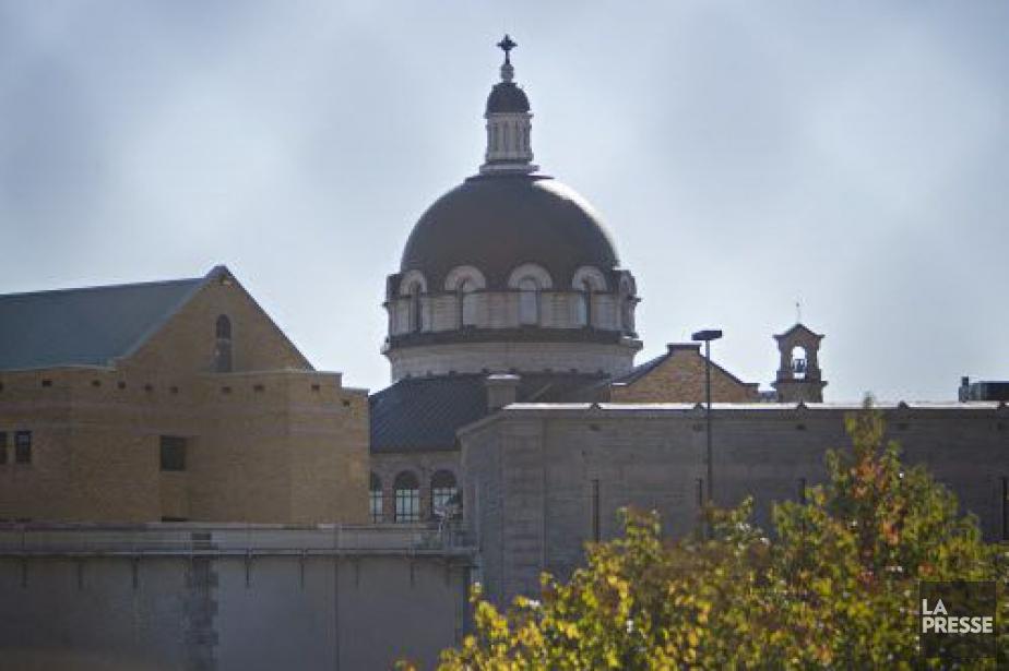 Le centre de détention de Montréal, appelé la... (Photo Patrick Sanfaçon, Archives La Presse)