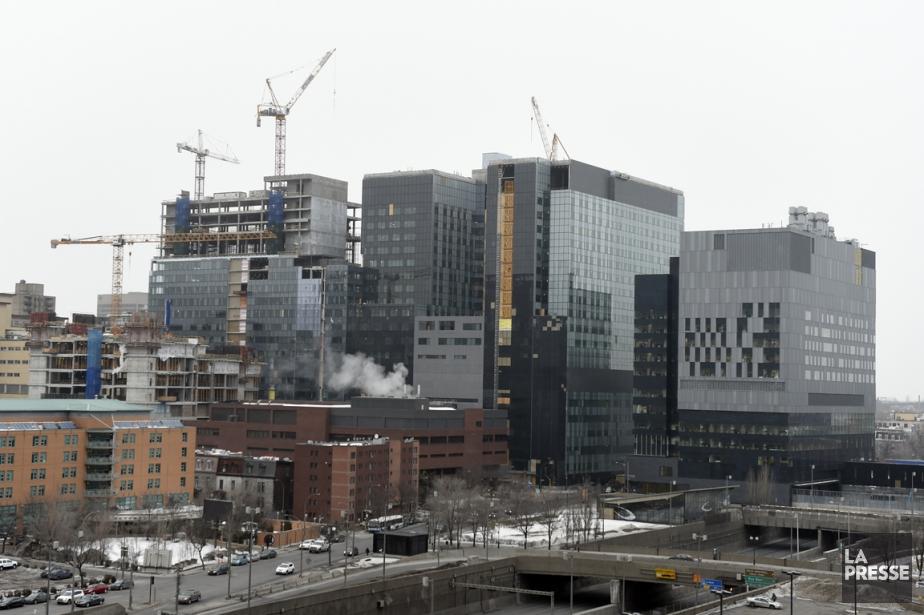 Depuis la création du Centre hospitalier de l'Université... (PHOTO BERNARD BRAULT, LA PRESSE)