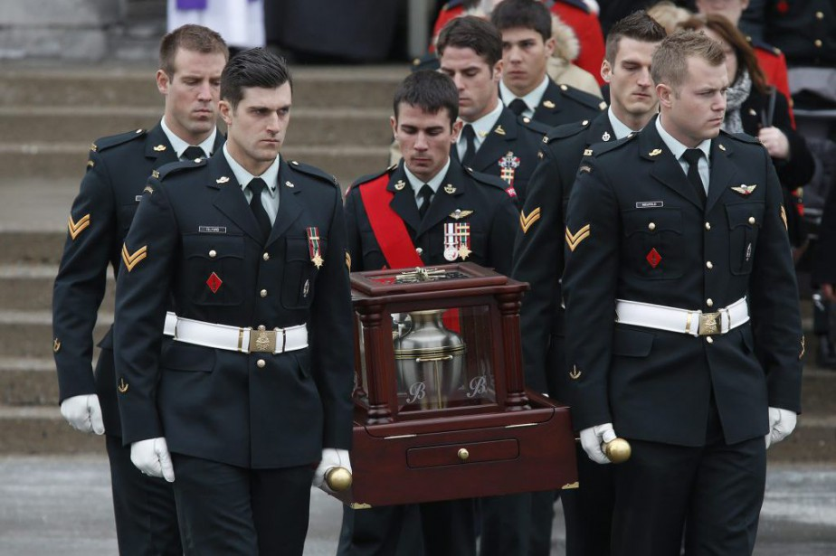 Andrew Doiron est le premier soldat canadien à... (PHOTO CHRIS WATTIE, REUTERS)