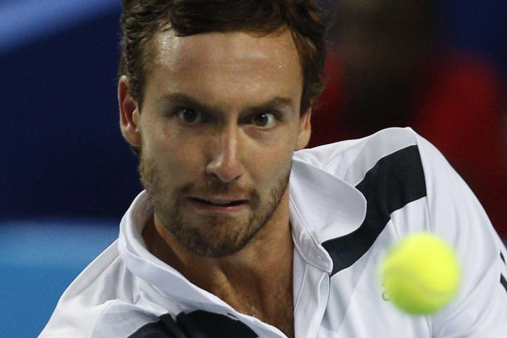 Ernests Gulbis... (PHOTO PHILIPPE LAURENSON, ARCHIVES REUTERS)