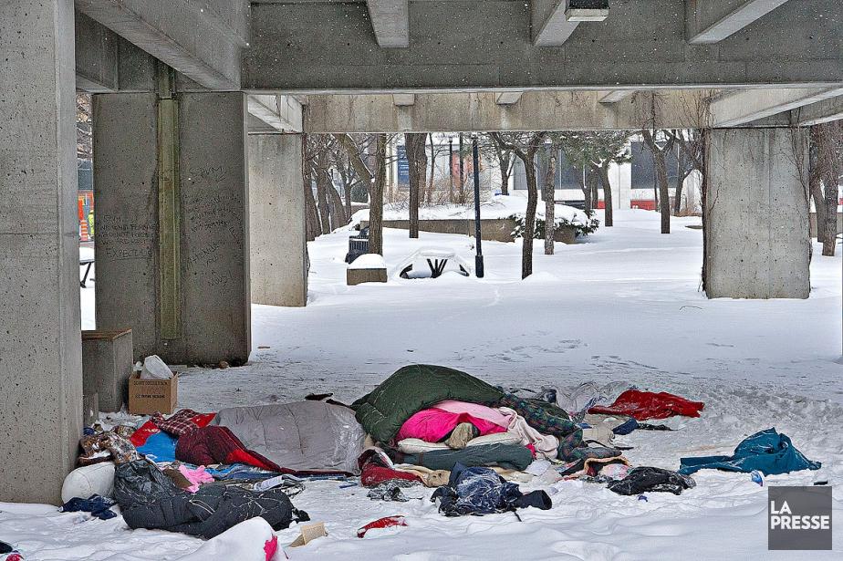 L'approche «Logement d'abord», rebaptisée «stabilité résidentielle avec accompagnement»... (PHOTO PATRICK SANFACON, ARCHIVES LA PRESSE)
