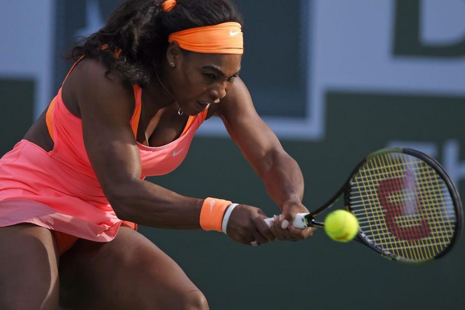 Serena Williams... (Photo Mark J. Terrill, AP)