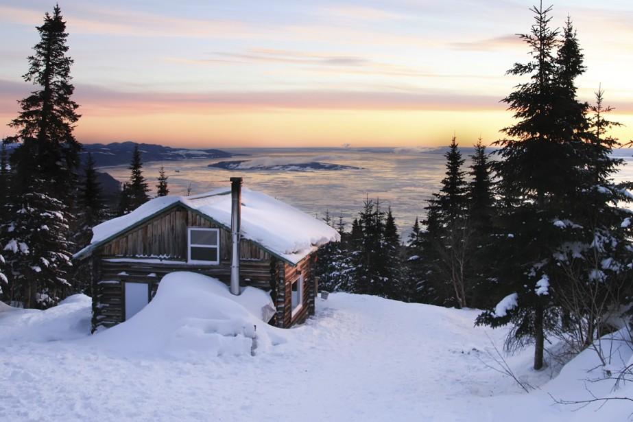 Le refuge Liguori, perché à 782 m d'altitude,... (PHOTO FOURNIE PAR LE SENTIER DES CAPS)
