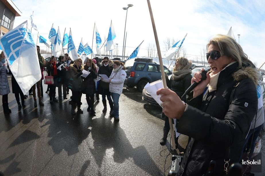 De toute évidence, les Québécois... (Photo Patrice Laroche, archives Le Soleil)