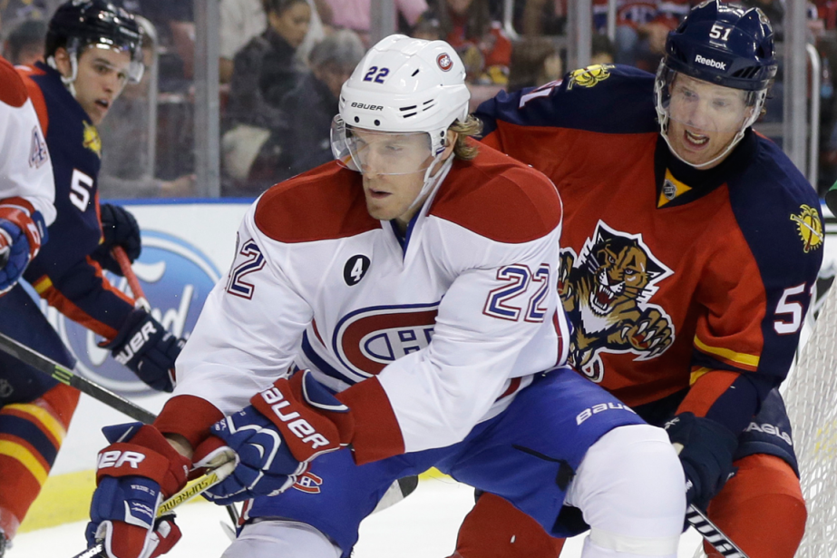 Dale Weise et Brian Campbell... (Photo Lynne Sladky, archives AP)