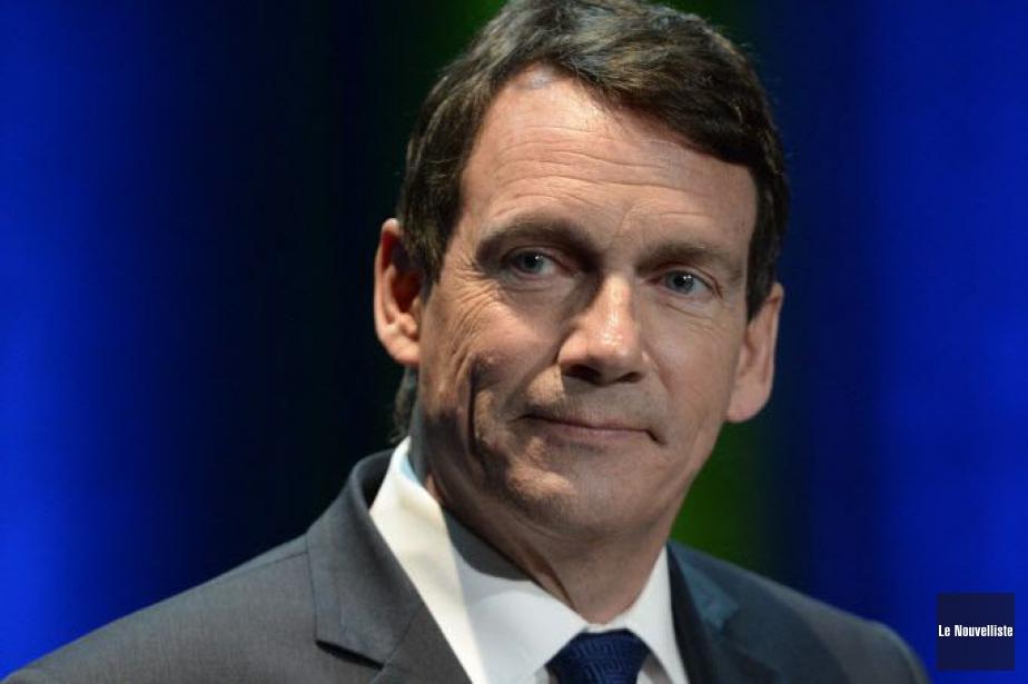 Le candidat à la direction du Parti québécois,... (PHOTO SYLVAIN MAYER, ARCHIVES LE NOUVELLISTE)